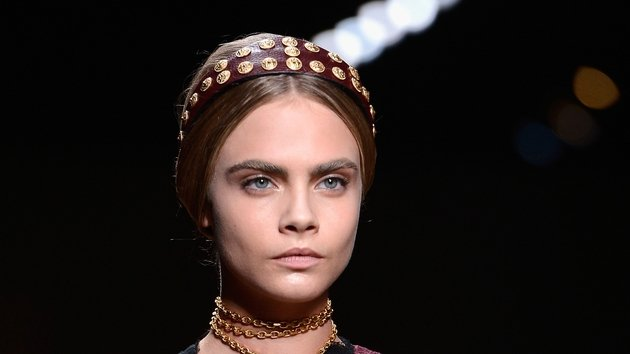 Supermodel Cara Delevingne wants to be a Bond girl