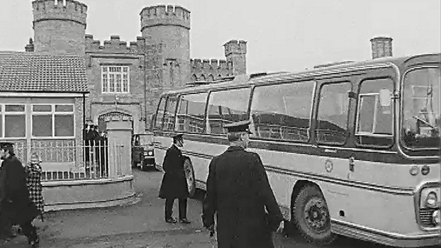 Mountjoy Jail, Dublin (1973)