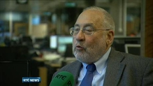 Stiglitz warns of 'lost decade' after recession