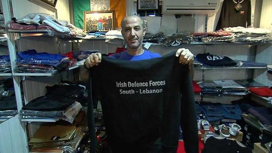 Irish-Lebanese relations