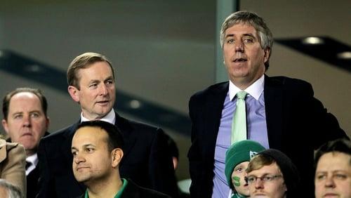 FAI Chief Executive John Delaney has seen the organisation record debts of €50m