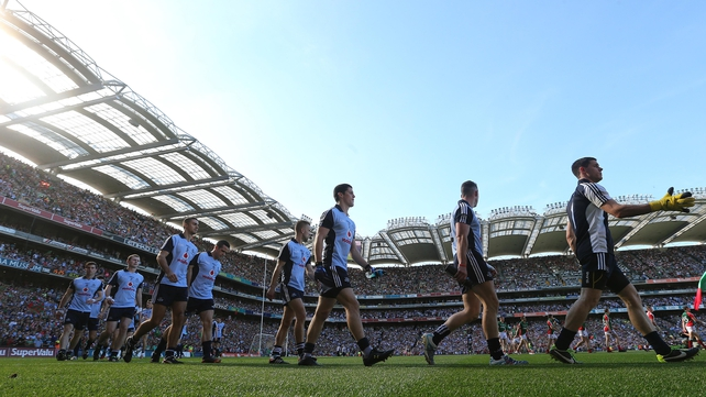 Six Dublin players have been selected on the All Star team