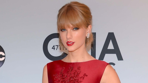 Taylor Swift named most charitable celebrity