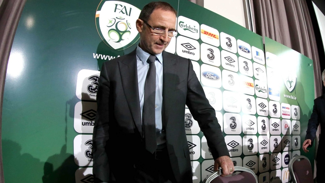 Martin O'Neill: 'I think there is pressure there, of course, but it is something that I have been used to all my life'
