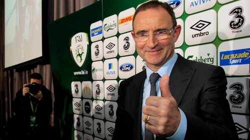 Republic of Ireland boss Martin O'Neill can now prepare for Euro 2016 qualification