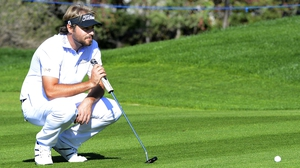 Victor Dubuisson shot a third round of 63