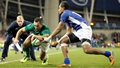 Five-try Ireland account for Samoa
