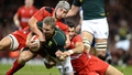 South Africa slay Wales in war of attrition