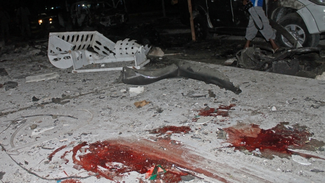 Six killed after car bomb attack in Mogadishu