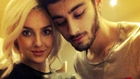 Perrie and Zayn: no longer together?