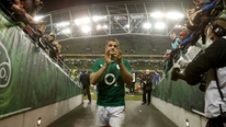 Jamie Heaslip insists his contract situation will not affect his performance.