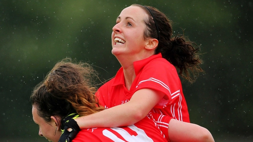 2013 Player of the Year Geraldine Flynn will play for the 2012 team