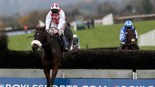 Flemenstar's Fortria Chase victory was characterised by an overly-cautious round of jumping