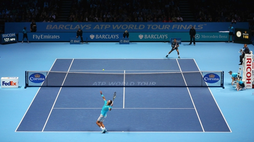 World number one Rafael Nadal has yet to win the the World Tour Finals event
