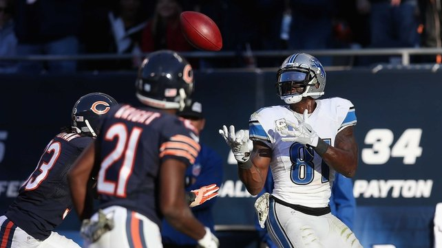 Calvin Johnson makes the game-winning touchdown