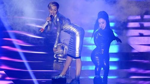 Miley Cyrus - performed last night