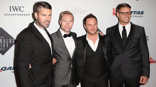 "Boyzone were in a ""dark place"" on their brother tour"