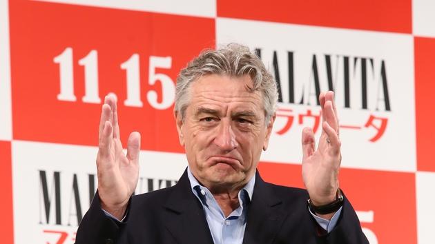 Robert De Niro likes to help his directors