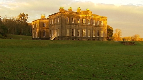 The court case looked at public rights of way through Lissadell estate in Co Sligo