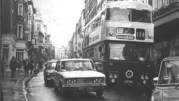 Grafton Street 1971