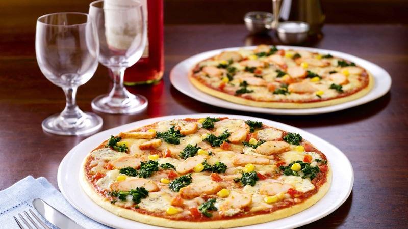 Ristorante Pollo Pizza