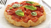 Cherry Tomato Tarte Tatin - Kevin Dundon's take on a classic French dish