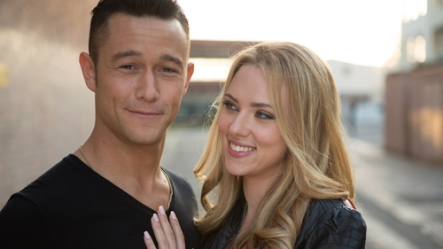 There's a lot of crudity in Don Jon, but a lot of heart too
