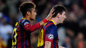 Lionel Messi is out for six to eight weeks