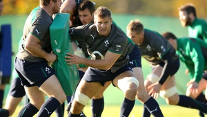 Chris Henry will miss the rest of the autumn internationals