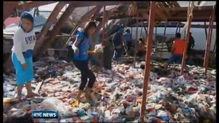 Aid agencies struggle in aftermath of Typhoon Haiyan