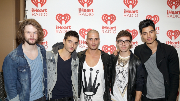 The Wanted to visit HMV Dundrum this month