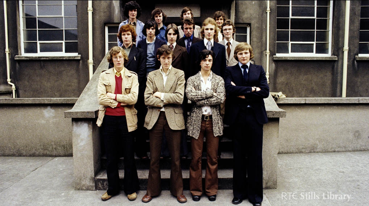 Belvedere College Past Pupils in 1976, but who are they?