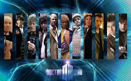 Doctor Who at 50