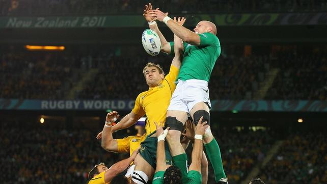 Ireland will attack Australia's lineout on Saturday