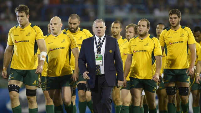 Ewen McKenzie feels Australia's series victory over France has them in good stead