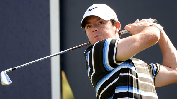 Rory McIlroy: 'It would be a great way to cap off the European season with a win'