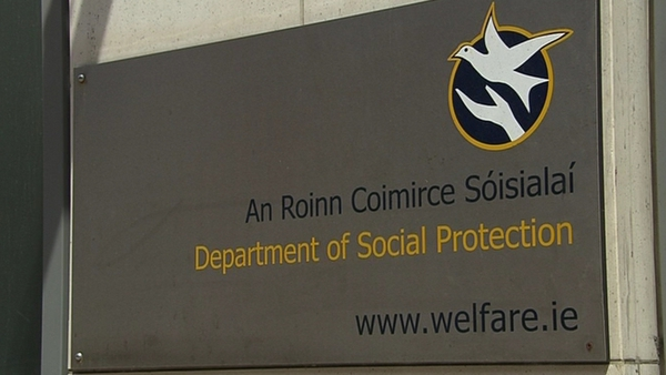 Application forms can be downloaded from the website of the Department of Social Protection