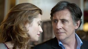 Emmanuelle Devos and Gabriel Byrne in Just a Sigh