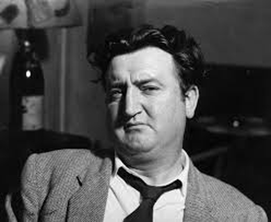 Brendan Behan in New York