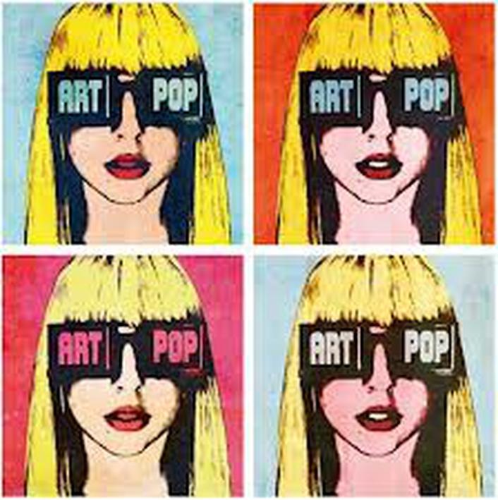 Lady Ga Ga - Artpop