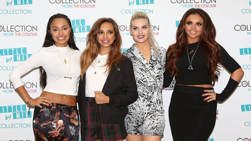 X Factor winners Little Mix will be one of the acts fronting a show on MTV Xmas