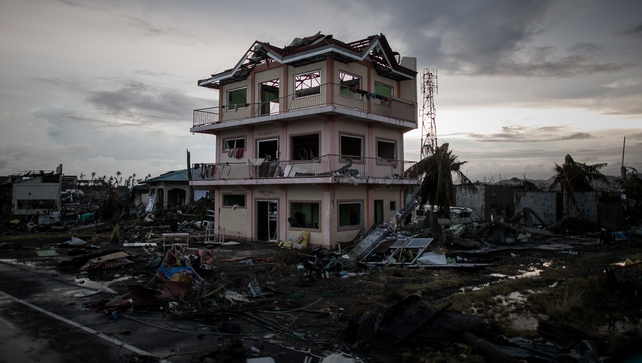 The typhoon that destroyed entire towns across the Philippines is likely the country's deadliest recorded natural disaster if the 10,000 death toll is confirmed