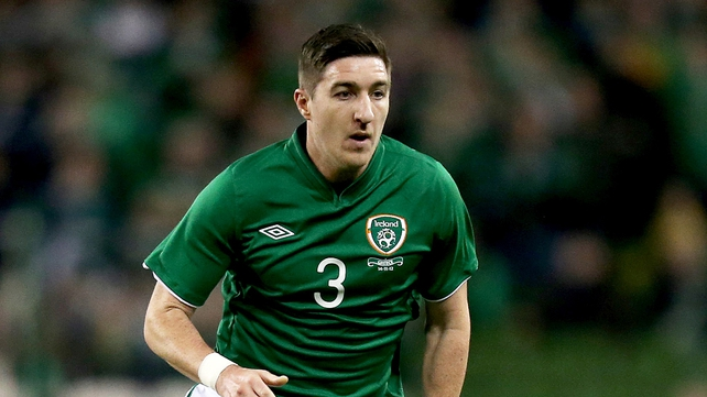 Stephen Ward is happy to be back in the Premier League
