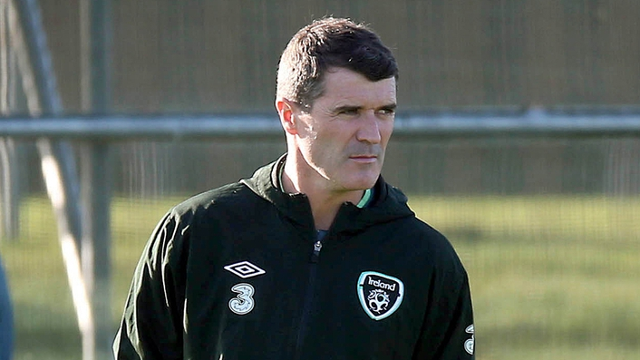 Roy Keane - The Football Pundit