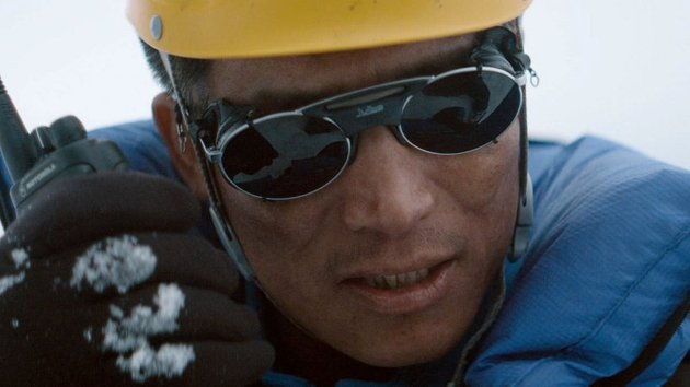 Sherpa Pemba Gyalje, a leading contributor to this moving documentary