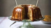 Irish Camp Coffee Cake