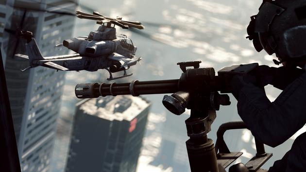 Battlefield 4 is a resounding success.