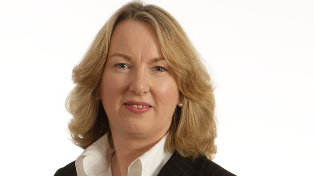 Siobhan Talbot, Glanbia's new group managing director