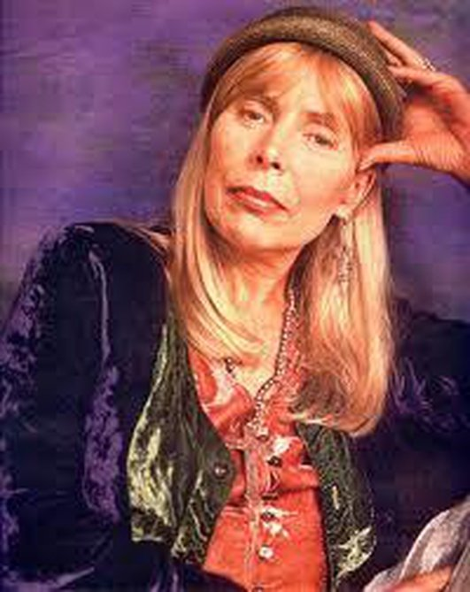 Joni Mitchell at 70