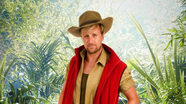 Kian Egan: Tipped to be King of the Jungle, the No 1 VIP